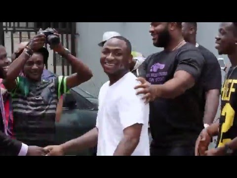 Davido Gets Pranked On The First Ever Episode Of The Bigger Friday Show