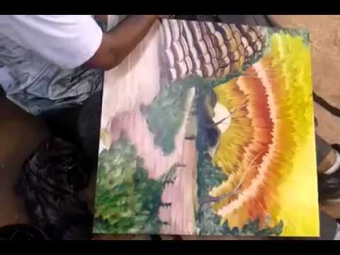 Un adevarat artist