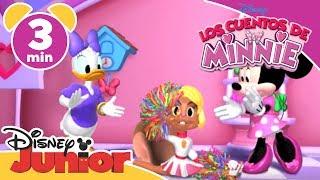 Video Disney Junior España | Los cuentos de Minnie: The Pom-Pom Problem MP3, 3GP, MP4, WEBM, AVI, FLV Agustus 2017