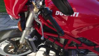 9. Ducati Monster S4R, 2005