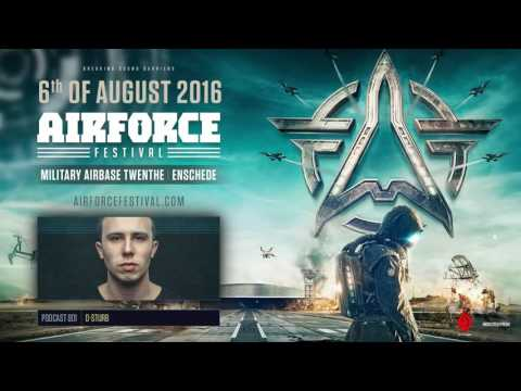 AIRFORCE Festival 2016   Podcast 001   D-Sturb