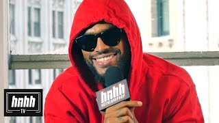 "Dave East on Wiz Khalifa: ""Highest Session Of My Life"" (HNHH Interview 2017)"