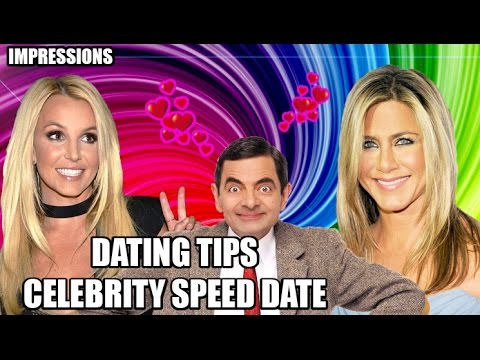 Dating Tips – Celebrity Speed Dating Impressions – Philip Green