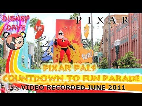 Video Pixar Pals Countdown to Fun Parade Disneys Hollywood Studios June 2011 download in MP3, 3GP, MP4, WEBM, AVI, FLV January 2017