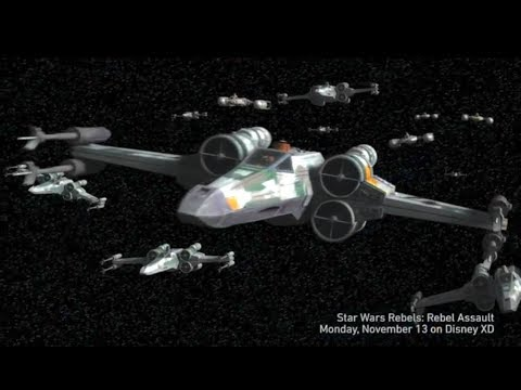Rebel Assault (Preview) Star Wars Rebels Season 4 Episode 9 [HD]