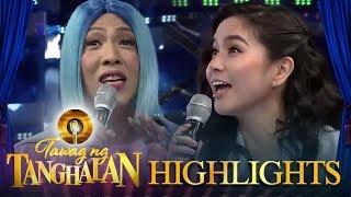 Video Tawag ng Tanghalan: Vice Ganda and Mariel's throwback teleserye favorites MP3, 3GP, MP4, WEBM, AVI, FLV November 2018