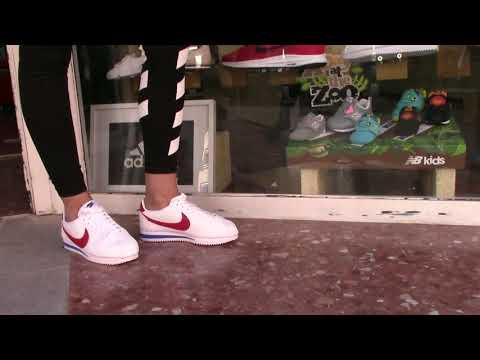 Modelos de uñas - Las Nike Cortez de Mujer - Tienda Productos Nike Valencia