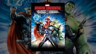 Nonton Avengers Confidential  Black Widow   Punisher Film Subtitle Indonesia Streaming Movie Download
