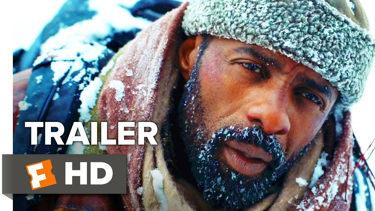 What if Your Life Depended on a Stranger? Watch Idris Elba & Kate Winslet in Survival Thriller' The Mountain Between Us'