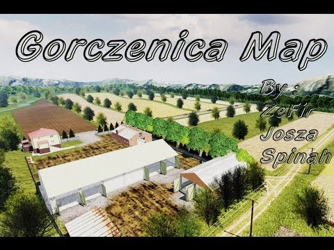 Gorczenica Map v1.0