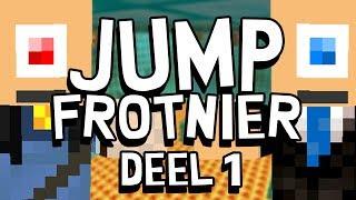 Ronald&Timo - Minecraft - Jump Frontier - deel 1