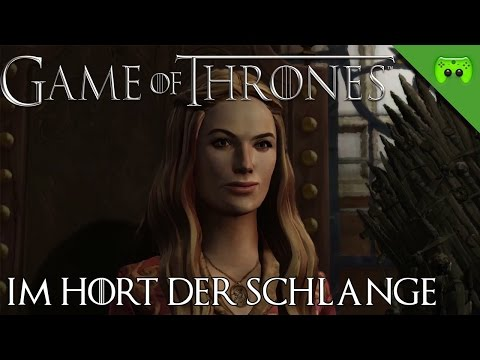 GAME OF THRONES # 4 - Im Hort der Schlange «» Let's Play Game of Thrones | 60 FPS