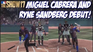 99 Miguel Cabrera and 99 Ryne Sandberg making their debuts for the squad!!  Leave a Like and Subscribe for MLB The Show 17!➠Twitter - https://twitter.com/KPritz21Check out my MLB The Show 17 Playlists!➠ Ranked Seasons - https://www.youtube.com/playlist?list=PL5AHVL-omk8OB2IzhUoDwOmGViHd4BYvC➠ Epics, Missions, Packs & Programs - https://www.youtube.com/playlist?list=PL5AHVL-omk8PzjCnMDW8Efqr-wuc_sydQ➠ Road To The Show - https://www.youtube.com/playlist?list=PL5AHVL-omk8PmZI0c52cTu0iLCTt7OZ5hThanks for Watching!!