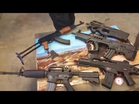 GUIDA by 22QB - Come scegliere il primo fucile da softair ASG