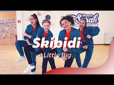 SKIBIDI - LITTLE BIG | Easy Dance Video | Choreography | #Skibidichallenge
