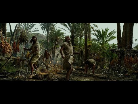 Most creative movie scenes from Exodus Gods and Kings (2014)