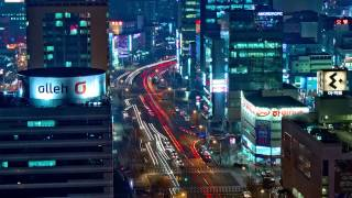 Daejeon South Korea  City pictures : Time lapse Daejeon,South Korea