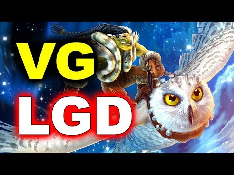 VG vs LGD - China Qualifier FINAL - SL iLeague 4 DOTA 2