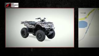 3. 2014 Suzuki KingQuad 400ASi Review Oregon