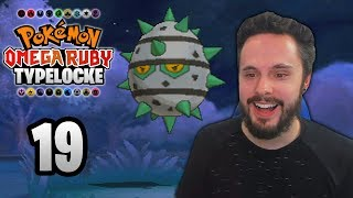 LAME ENCOUNTER | Pokémon Omega Ruby Randomizer Typelocke Part 19 by Ace Trainer Liam