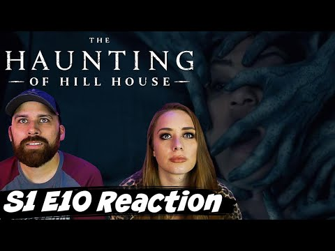 "The Haunting of Hill House S1 E10 ""Silence Lay Steadily"" Season Finale REACTION & REVIEW!"