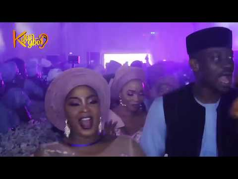 What ACTUALLY happens when Mercy Aigbe, Ijebu, Fathia, Funsho Adeolu Smash Abimbola's wedding