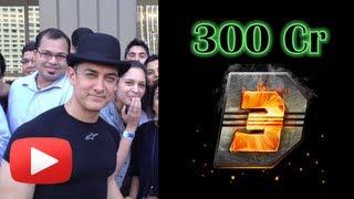 Aamir Khan's Dhoom 3 Will Cross 300 Crore !