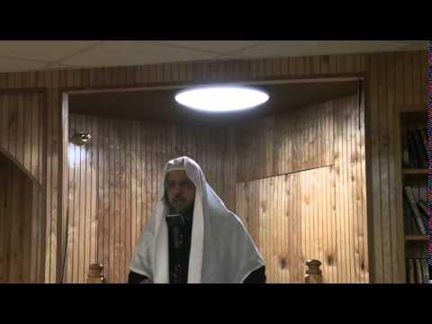 خطبة الجمعة-كنز من كنوز أدعية النبوة -٢-للشيخ وليد المنيسي