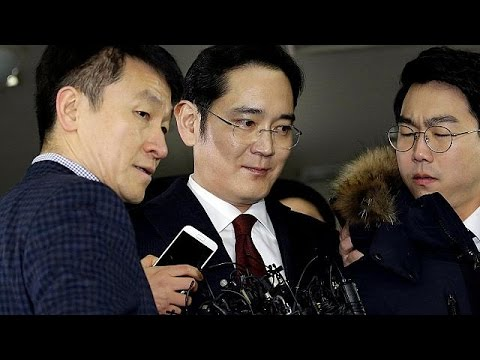 Ν. Κορέα: Ένταλμα σύλληψης κατά του προέδρου της Samsung θα ζητήσει ο εισαγγελέας