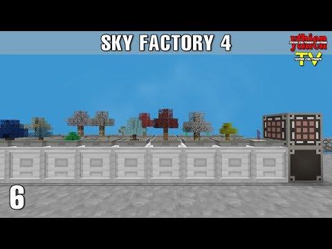 Sky Factory 4 06 - Lên Kệ Hồ Sơ - Thời lượng: 37 phút.