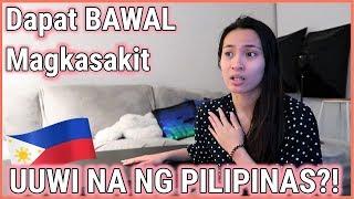 Video MAY NAGKASAKIT + UUWI NA NG PILIPINAS?! ~ Filipina Australian Couple || IrisLaine MP3, 3GP, MP4, WEBM, AVI, FLV Desember 2018