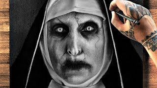 Nonton Drawing Valak  The Conjuring 2  Film Subtitle Indonesia Streaming Movie Download