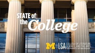 Dean Andrew Martin's State Of The College Address 2017