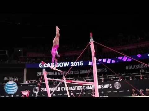 Gabby's Back At the World Championship