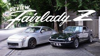 Video Review: 350Z, 240Z, 350Z NISMO MP3, 3GP, MP4, WEBM, AVI, FLV Juni 2018