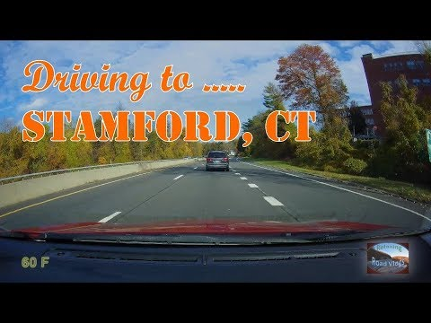 Wow..!!! Driving to Stamford, CT..!!