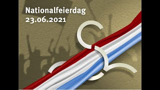 Nationalfeierdag 2021
