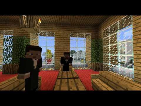 Minecraft зомби апокалипсис пробуждение