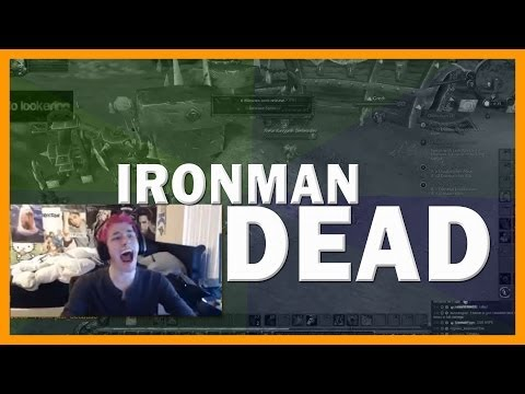 iron man - How Chances iron man challenge ends. Pretty much the worst death possible. join the team: http://bit.ly/1bOzzCh Get Team Sodapoppin Gear! US Store: http://teamsodapoppin.spreadshirt.com/...