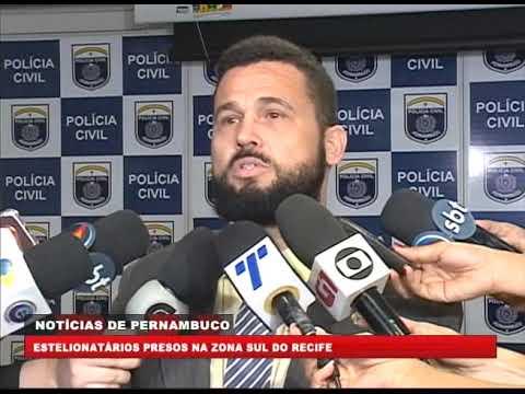 [BRASIL URGENTE PE] Estelionatários são presos na Zona Sul do Recife