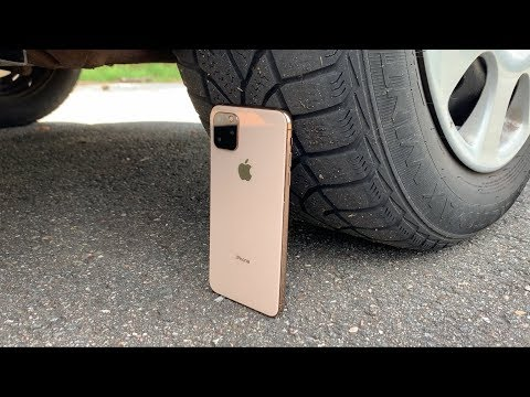 iPhone 11 vs CAR