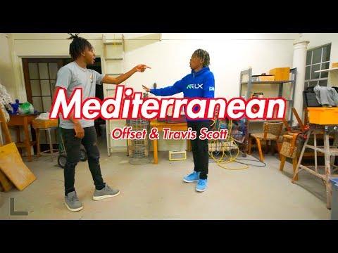 Offset & Travis Scott - Mediterranean [Official NRG Video]