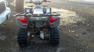 8. 2015 ATV QUAD Kymco 300 for sale in HELENA, MT