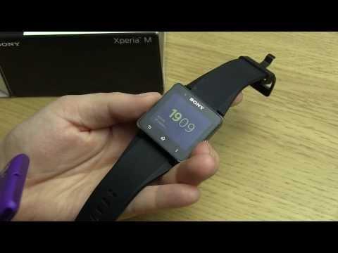 Sony SmartWatch 2 – parowanie
