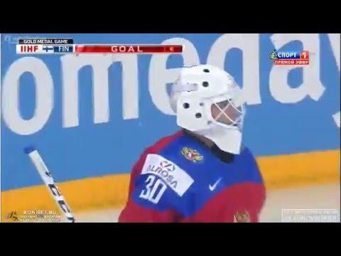 Россия - Финляндия, U20 3-4 (OT), Финал МЧМ, все голы. (видео)