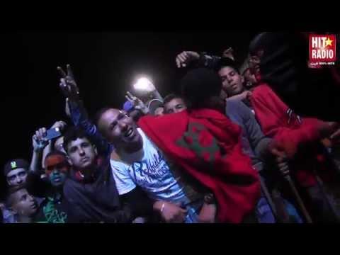 CONCERT ET AMBIANCE LIVE DE MUSLIM A MAWAZINE 2014 SUR HIT RADIO