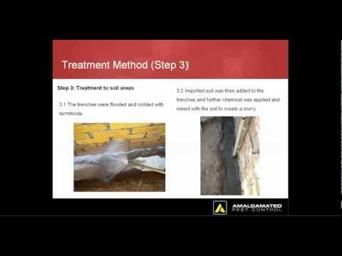 Termite Barrier - How do you know it's done right