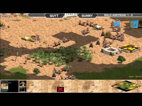 Tập luyện Solo Assyrian | Cam Quýt vs Gunny 17-04-2016