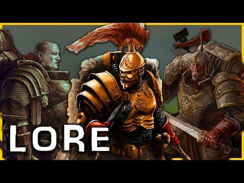 Thunder Warriors EXPLAINED By An Australian   Warhammer 40k Lore видео