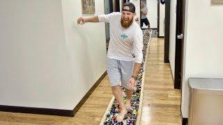 Video World's Longest LEGO Walk | Overtime 2 | Dude Perfect MP3, 3GP, MP4, WEBM, AVI, FLV Juni 2019